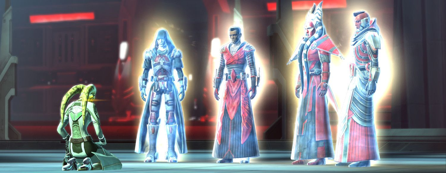 Sith Healer Talitha'koum - Sith Inquisitor Storyline Ending