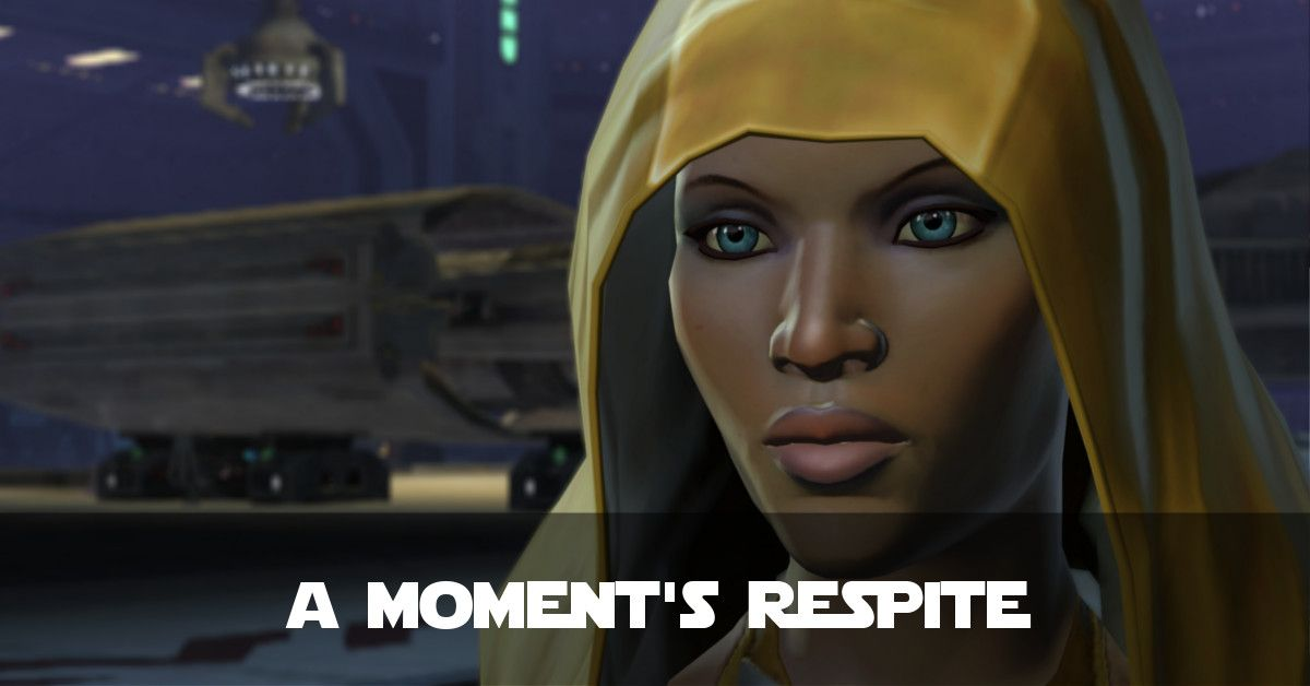 Talitha'koum - A Moment's Respite (Star Wars FanFiction)
