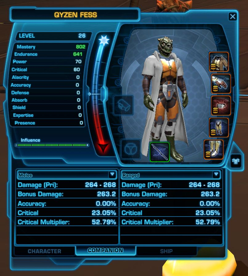 swtor sith inquisitor companions how to get