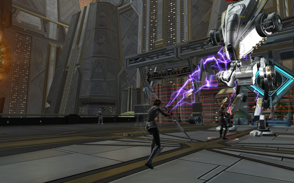 SWTOR: KotFE: Sith Inquisitor - Escape from Zakuul