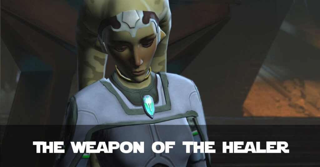 The Weapon of the Healer