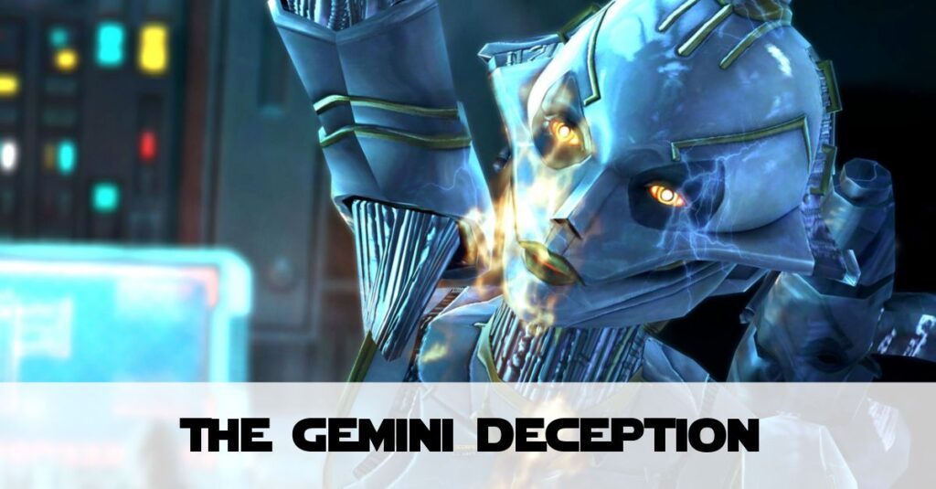 The Gemini Deception: KotFE Chapter 15