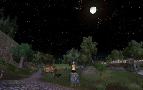 LOTRO Sports Day Time, Night time and variable weather