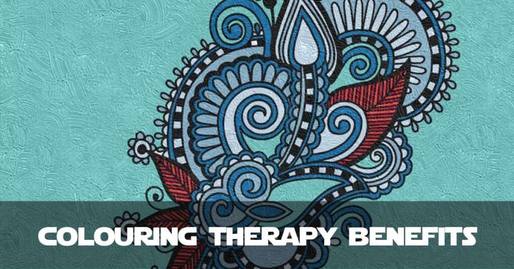 Colouring Therapy for Chronic Illness - Benefits and Kindle Apps