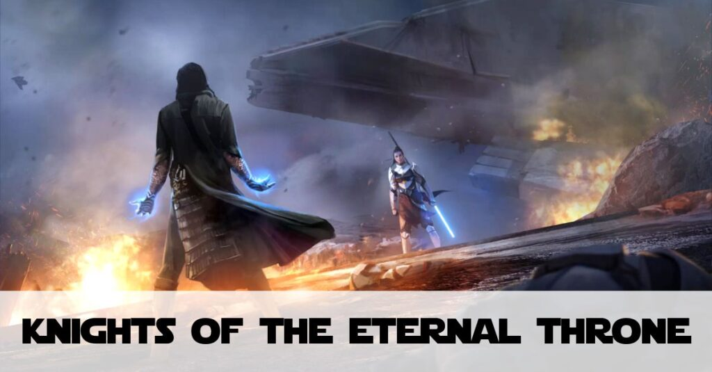 SWTOR Knights of the Eternal Throne - My Hopes