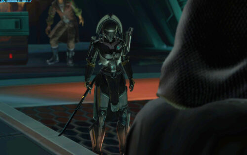 My Guardian confronts Vaylin on the Gravestone