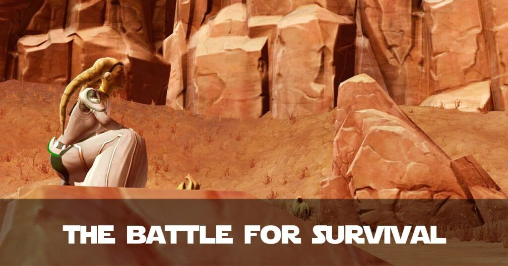 The Battle for Survival - Talitha'koum - SWTOR FanFiction
