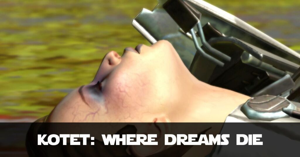 Where Dreams Die - SWTOR KotET Chapter 4 on Iokath