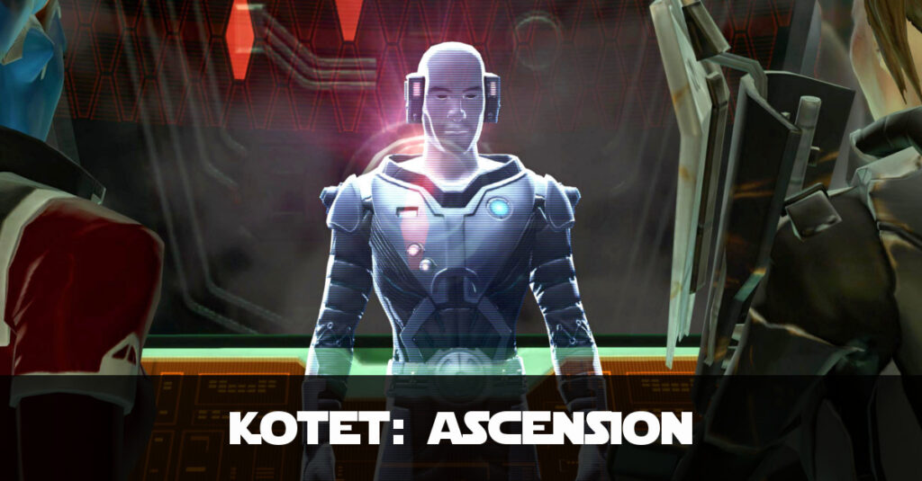 Ascension SWTOR KotET Chapter 5