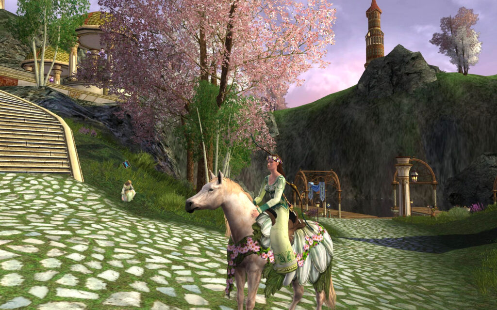 Steed Of Ethuil LOTRO Spring Festival