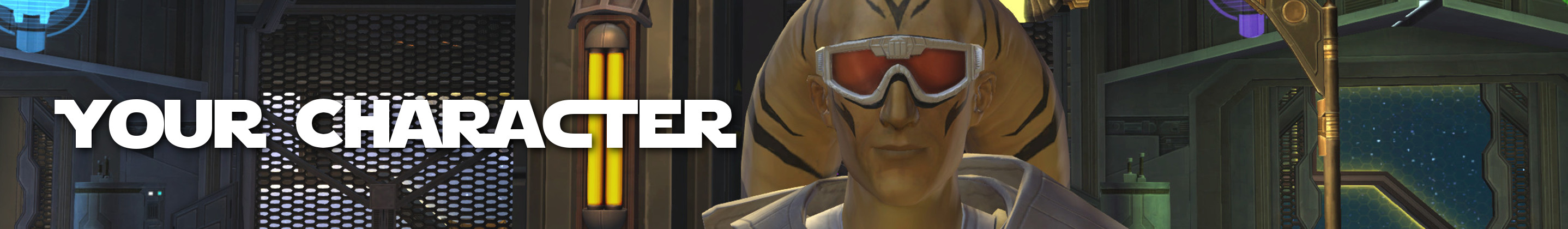 Developing Your Own Character in SWTOR