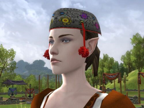 Cap of the Mountain Meadow - Head Cosmetic