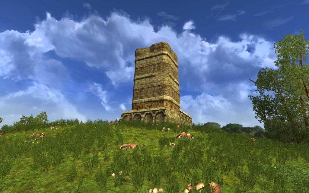 The Stocktower - Shire Explorer Deed