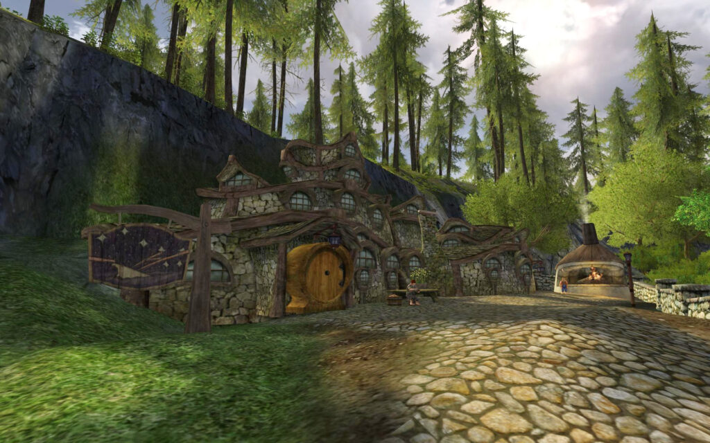 The-Plough and Stars in Brockenborings - North Shire - LOTRO