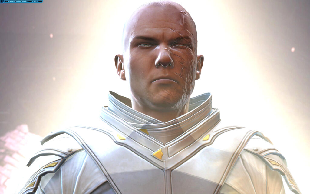 Arcann appears in your mind