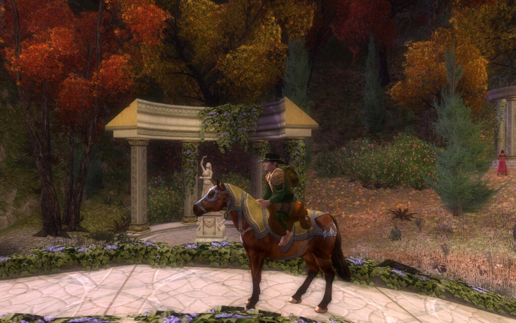 Elves of Rivendell Reputation Mount