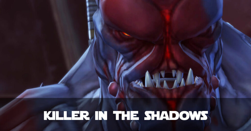 Killer in the Shadows