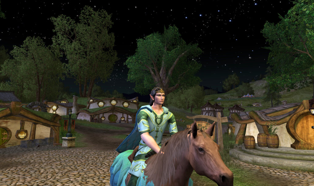 Steed of the Summer Sea - LOTRO Summer Festival - 2016's Mount