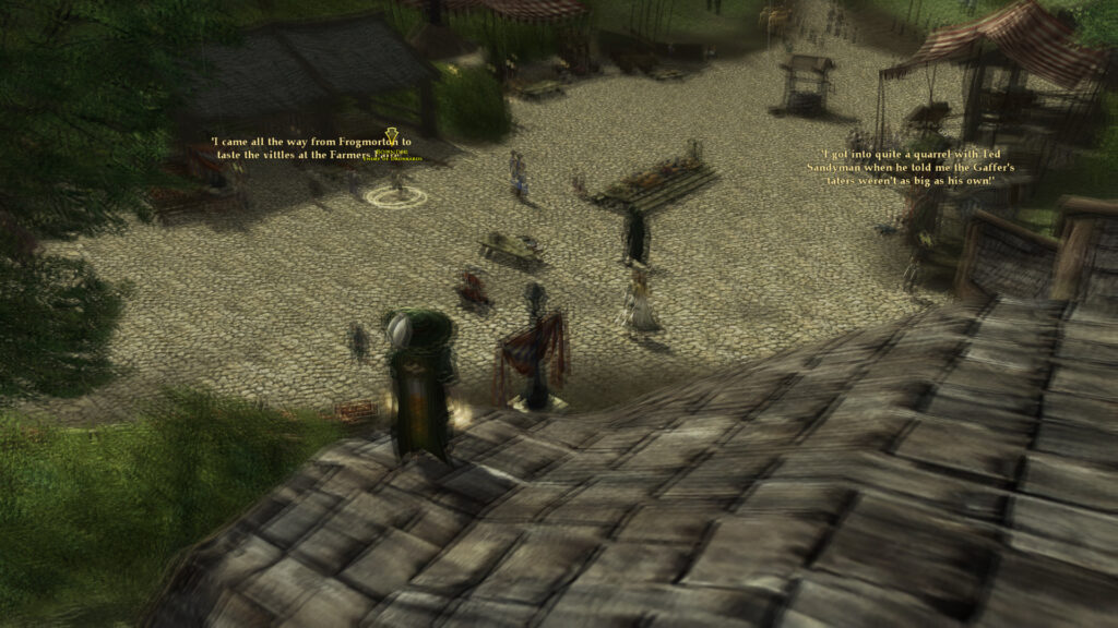 Revenge of the Drunkards at the LOTRO Farmers Faire