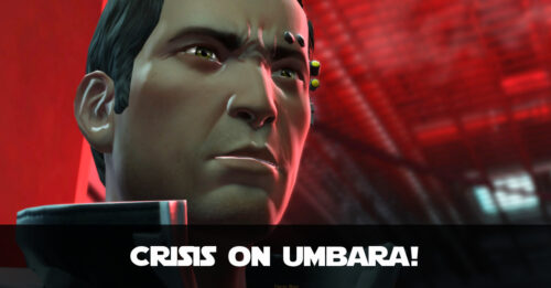 Crisis on Umbara – What's Theron Shan Really Up to?