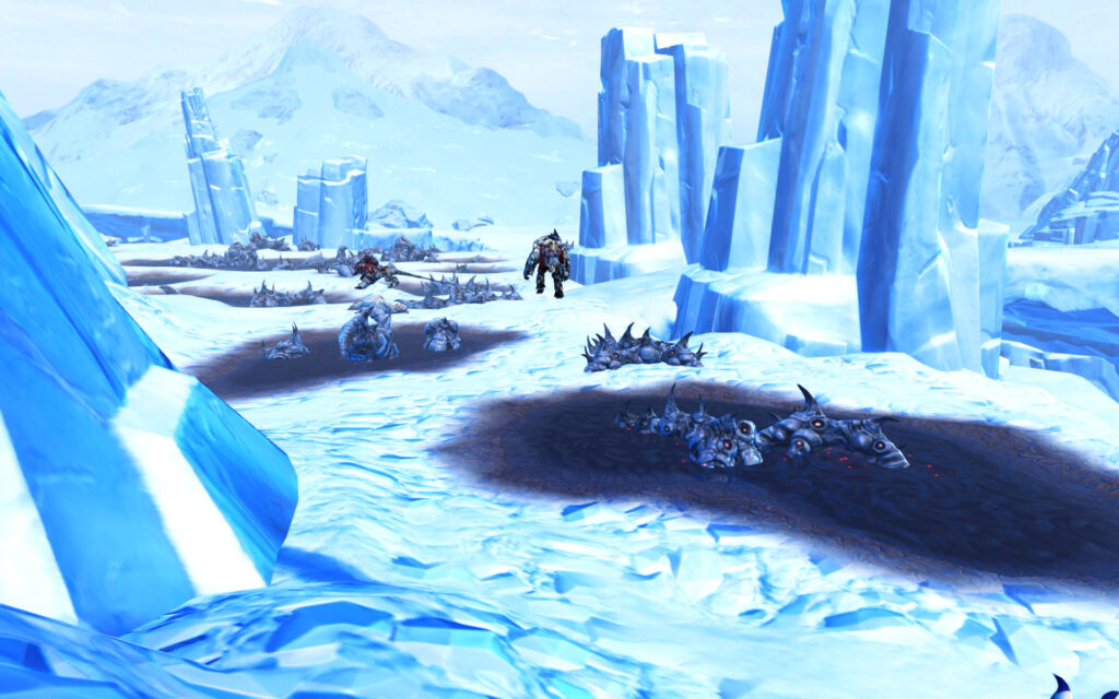 Dread Seed Area on Hoth