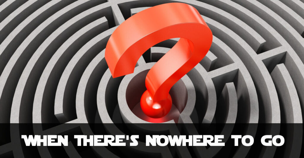 Fibromyalgia –  Where Do You Go When There's Nowhere to Go?