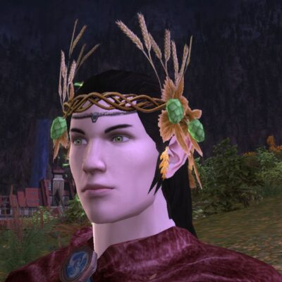 Harvest-Brew Circlet - LOTRO Cosmetic
