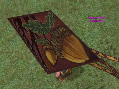 "Tome of the Oaken Kite ""Pet"""