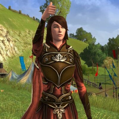 Tunic of the Autumn Traveller - Fall Fest 2019