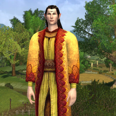 Robe of the Autumn Sun - LOTRO Cosmetic