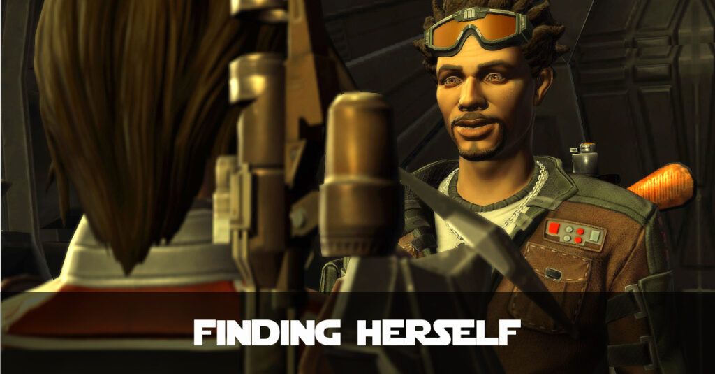Finding Herself – SWTOR KotET FanFiction