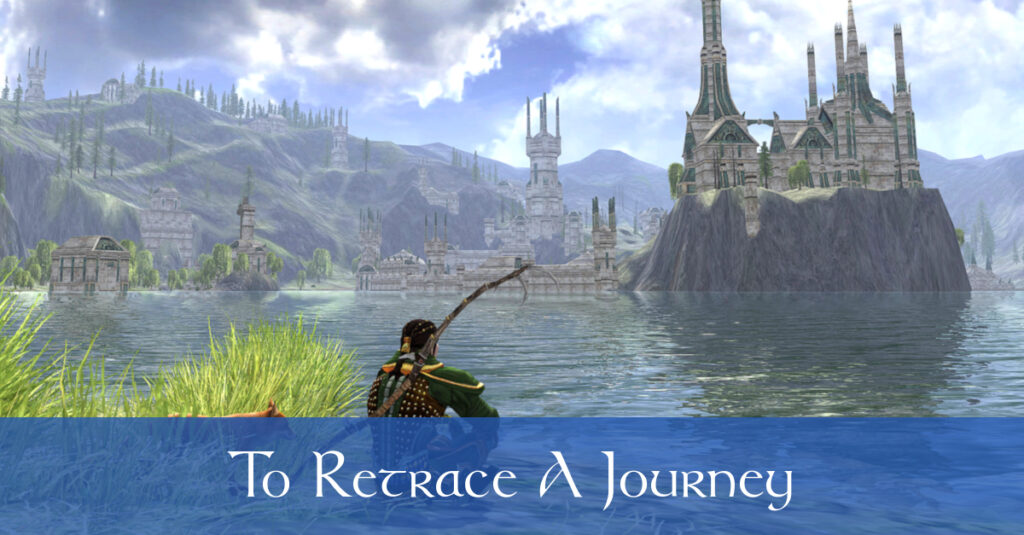 Caethir – To Retrace a Journey – LOTRO Fan Fiction