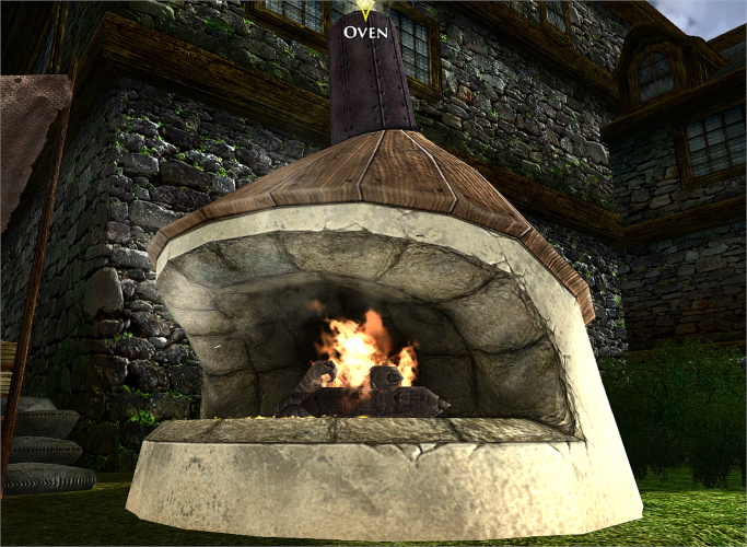 Crafting Facilities: Oven