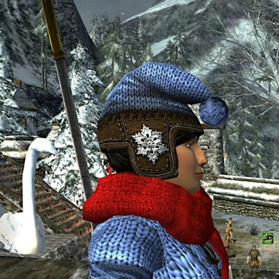 Knitted Cozy Frostbluff Cap