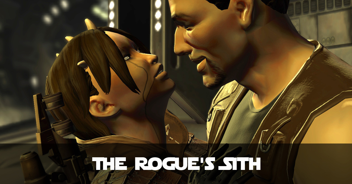 The Rogue's Sith - SWTOR FanFiction - FibroJedi