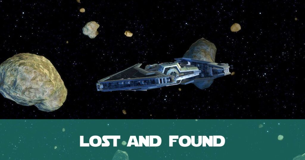 Lost and Found – Andronikos Revel and Talitha'koum FanFiction