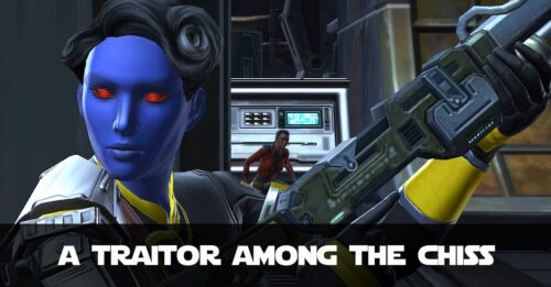 Traitor Among the Chiss on Copero – Solo Flashpoint Walkthrough
