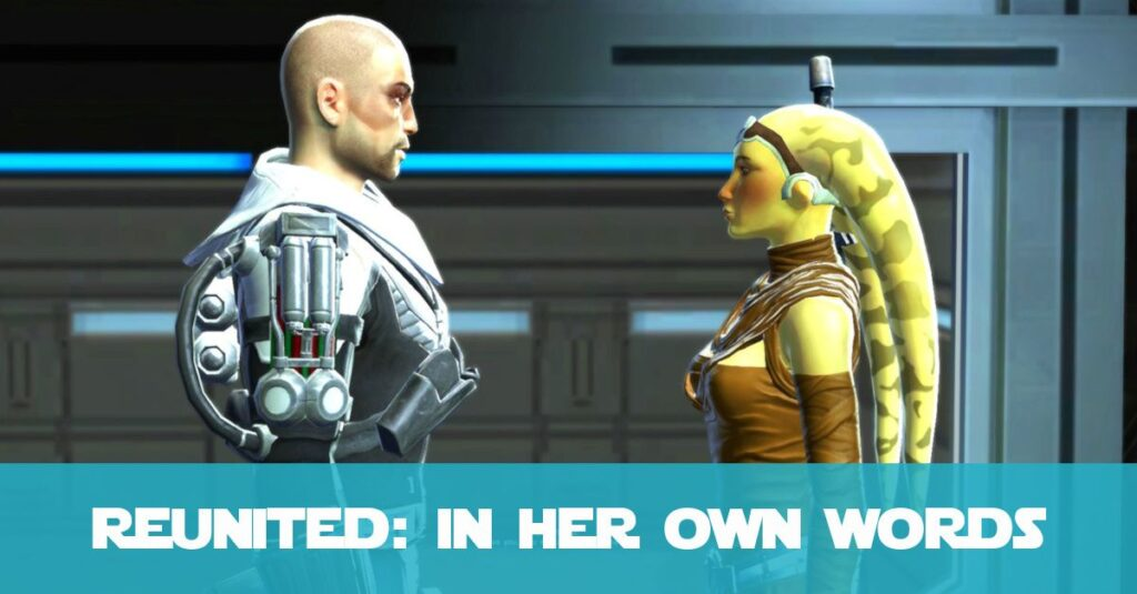 SWTOR Andronikos Revel Reunion – In Her Own Words