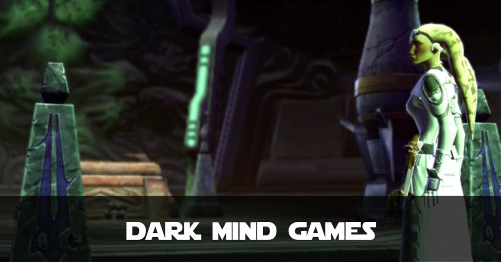 Dark Mind Games – Talitha'koum FanFiction