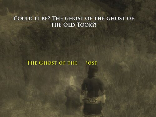 Ghost of the Ghost of Old Took - An Eerie Fog