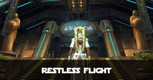 Restless Flight - Talitha'koum - SWTOR FanFiction on Tython