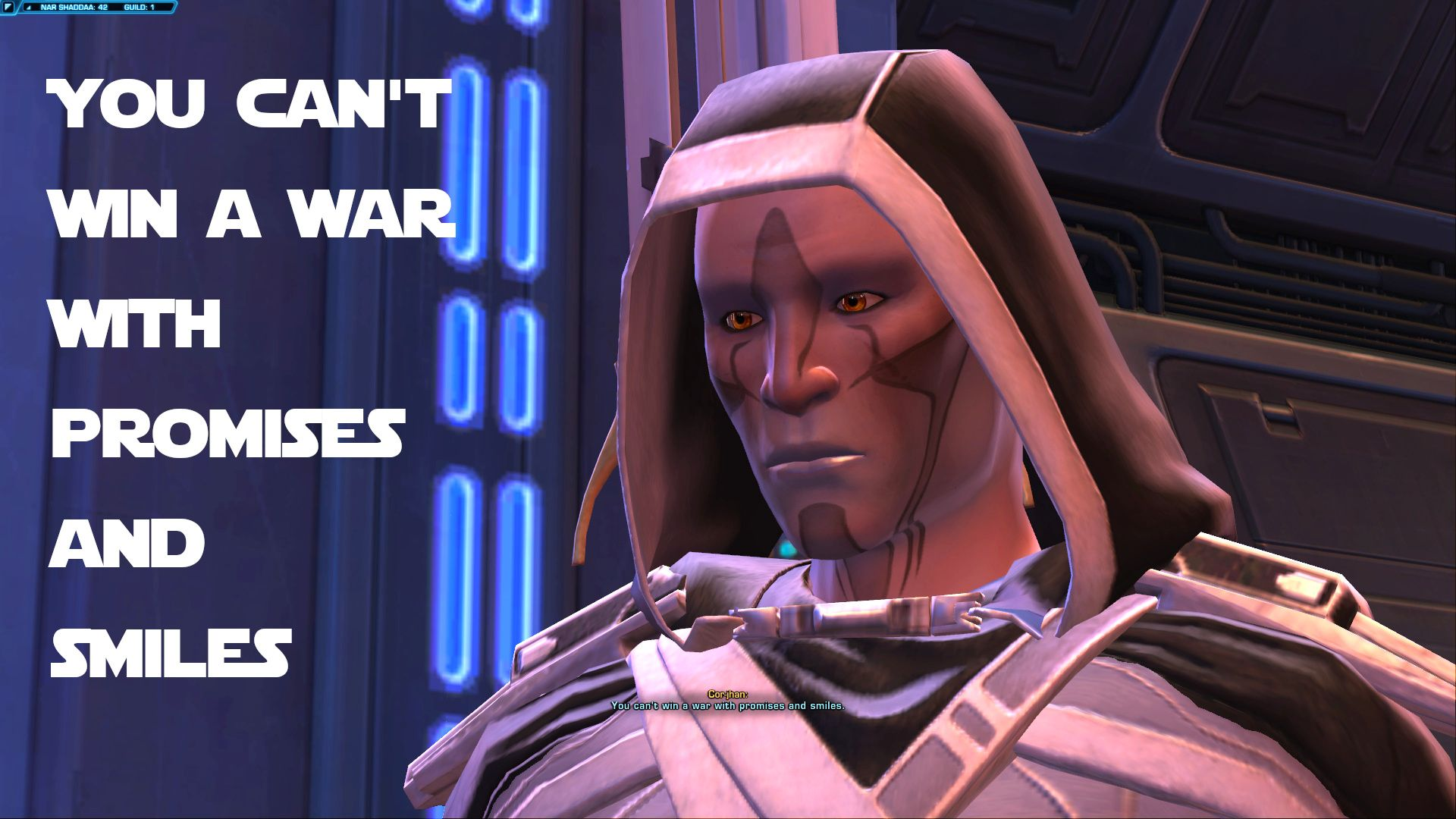 SWTOR Jedi Under Siege - How My Characters Chose Who to Support