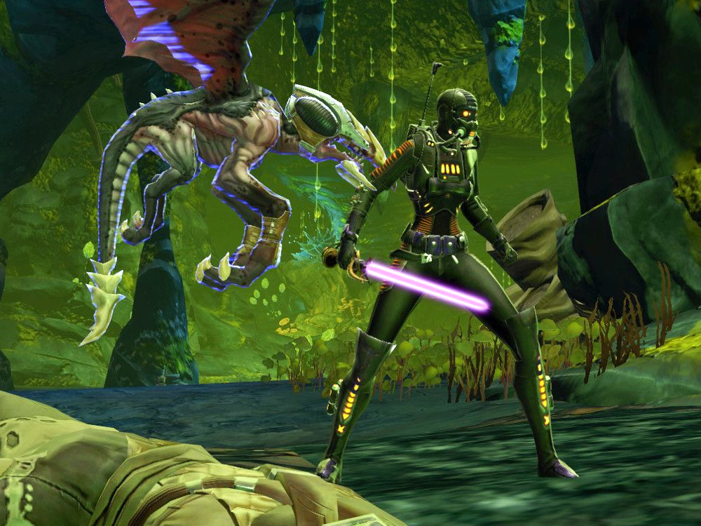 SWTOR Gearing - A Beginner's Guide to Equipping Yourself