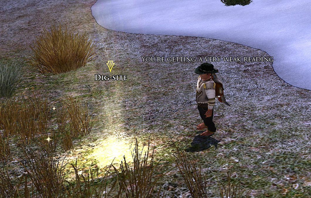 LOTRO Buried Treasure Event Guide - Treasure-Hunting Quests