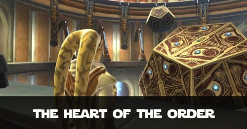 The Heart of the Order - Talitha'koum - SWTOR FanFiction