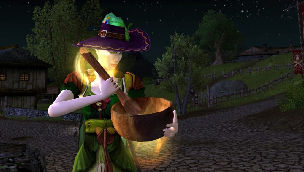 Cooking Recipes are available at this LOTRO in-game Event!