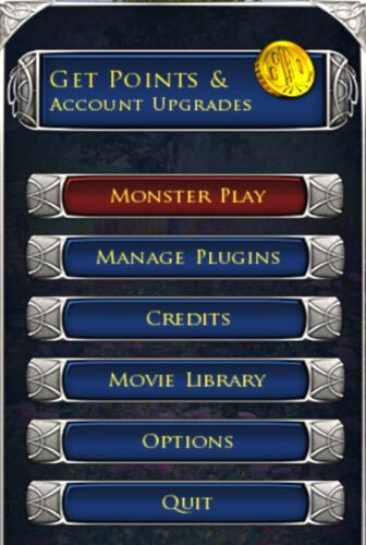 You can manage LOTRO plugins from the character selection screen