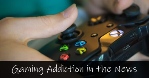 Gaming Addiction in the News - Gamers and Journalists must both take responsibility
