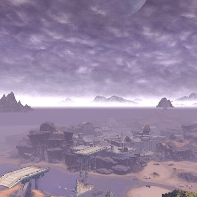 Ord Mantell in SWTOR is in a state of Civil War
