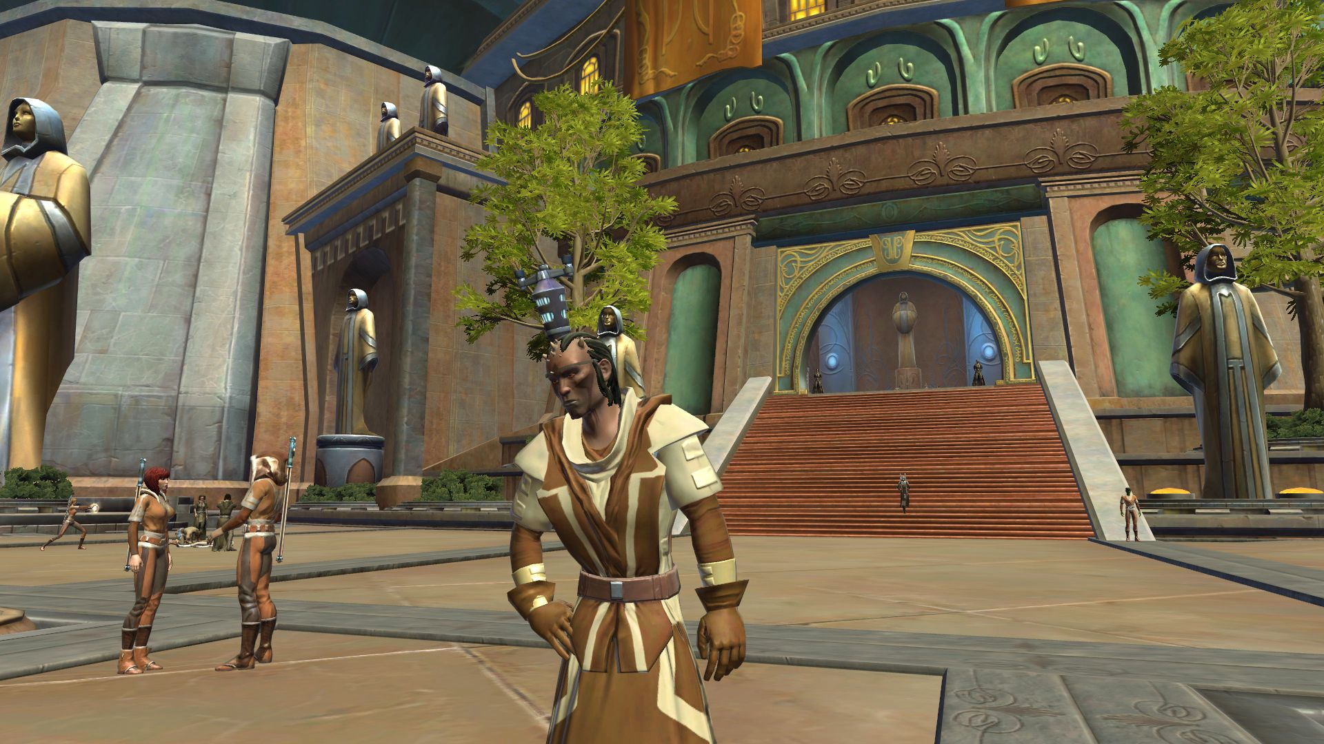 SWTOR Free-to-Play Review Guide - Start Playing SWTOR for Free!